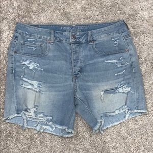 American Eagle Tom Girl Shorts